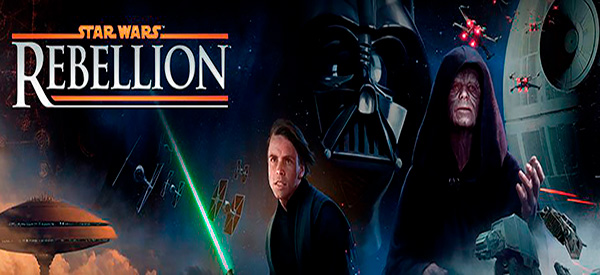 STAR WARS: REBELLION – Una estrategia Rebelde