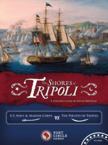 The Shores of Tripoli - Portada
