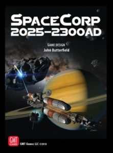 SpaceCorp Cover
