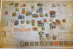 The Mission Map