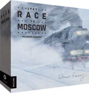 1941 Race to Moscow